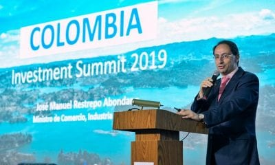 Colombia Investment Summit 2019