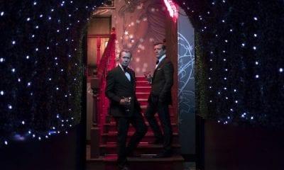 """Gary Oldman y Antonio Banderas, encarnan a los socios Mossack y Fonseca en """"La Lavandería"""", de Netflix"""