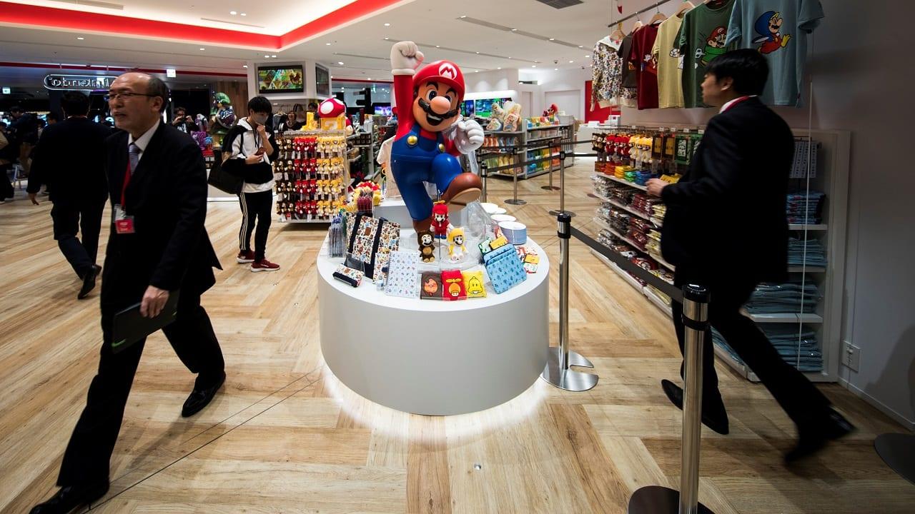 Tienda Nintendo