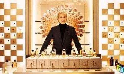 Bernard Arnault de Grupo LVMH