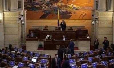 Debate de reforma tributaria / Foto: Ministerio de Hacienda