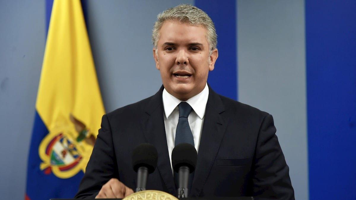 Presidente de la República, Iván Duque