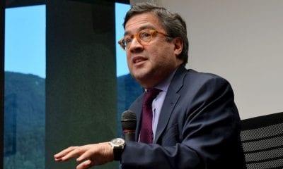 Luis Alberto Moreno, presidente del BID, celebró en Colombia los 60 años de la entidad