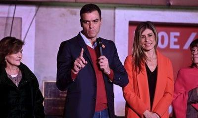 Pedro Sánchez, líder de PSOE / Foto: EFE