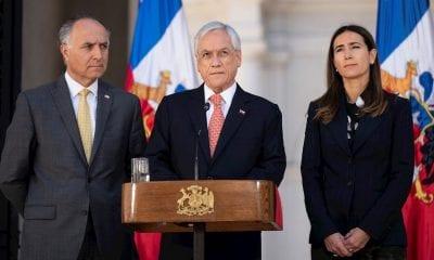Sebastián Piñera, presidente de Chile / Foto: EFE