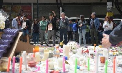 Manifestaciones en medio del Paro Nacional / Foto: Andrés Rodríguez