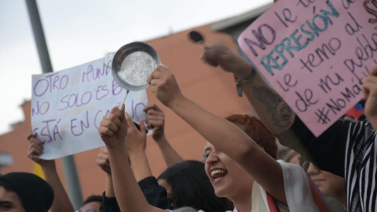 Manifestaciones Colombia 2019