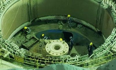 Maquinaria de Hidroituango / Foto: EPM