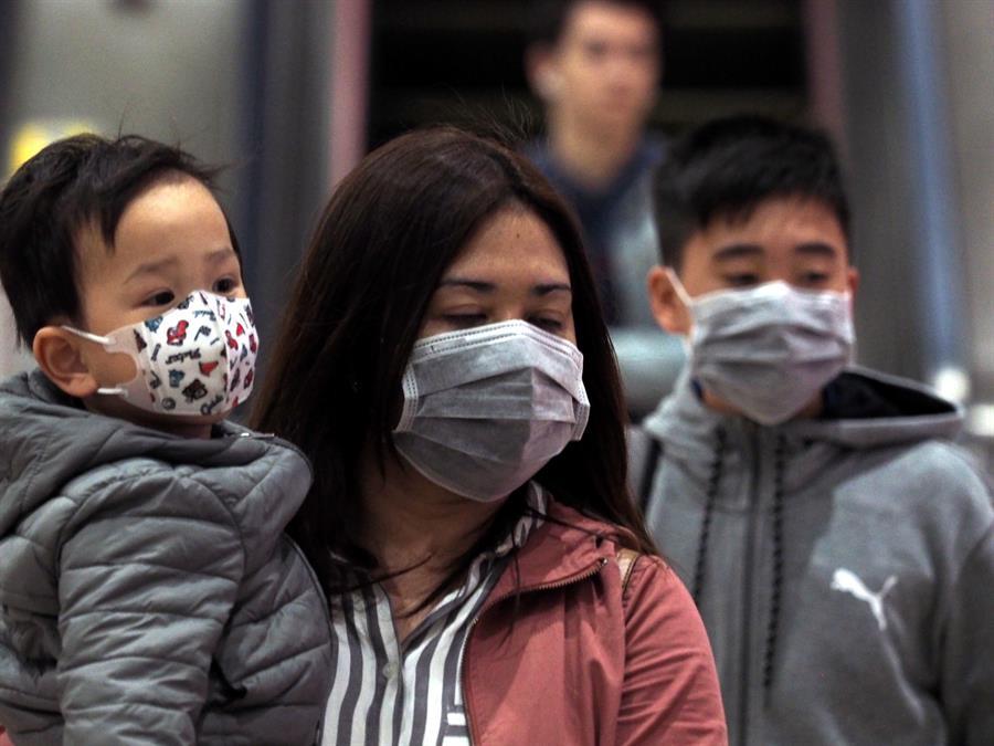 Virus coronavirus en China