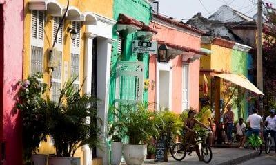 Barrio Getsemaní Cartagena