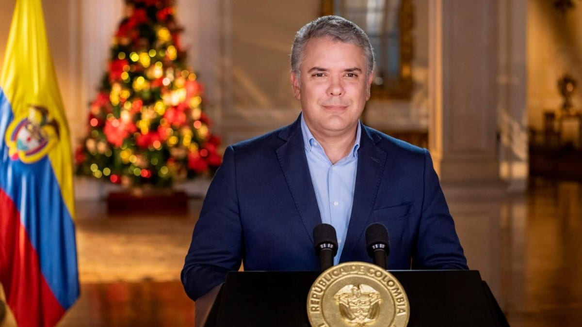 Presidente Duque