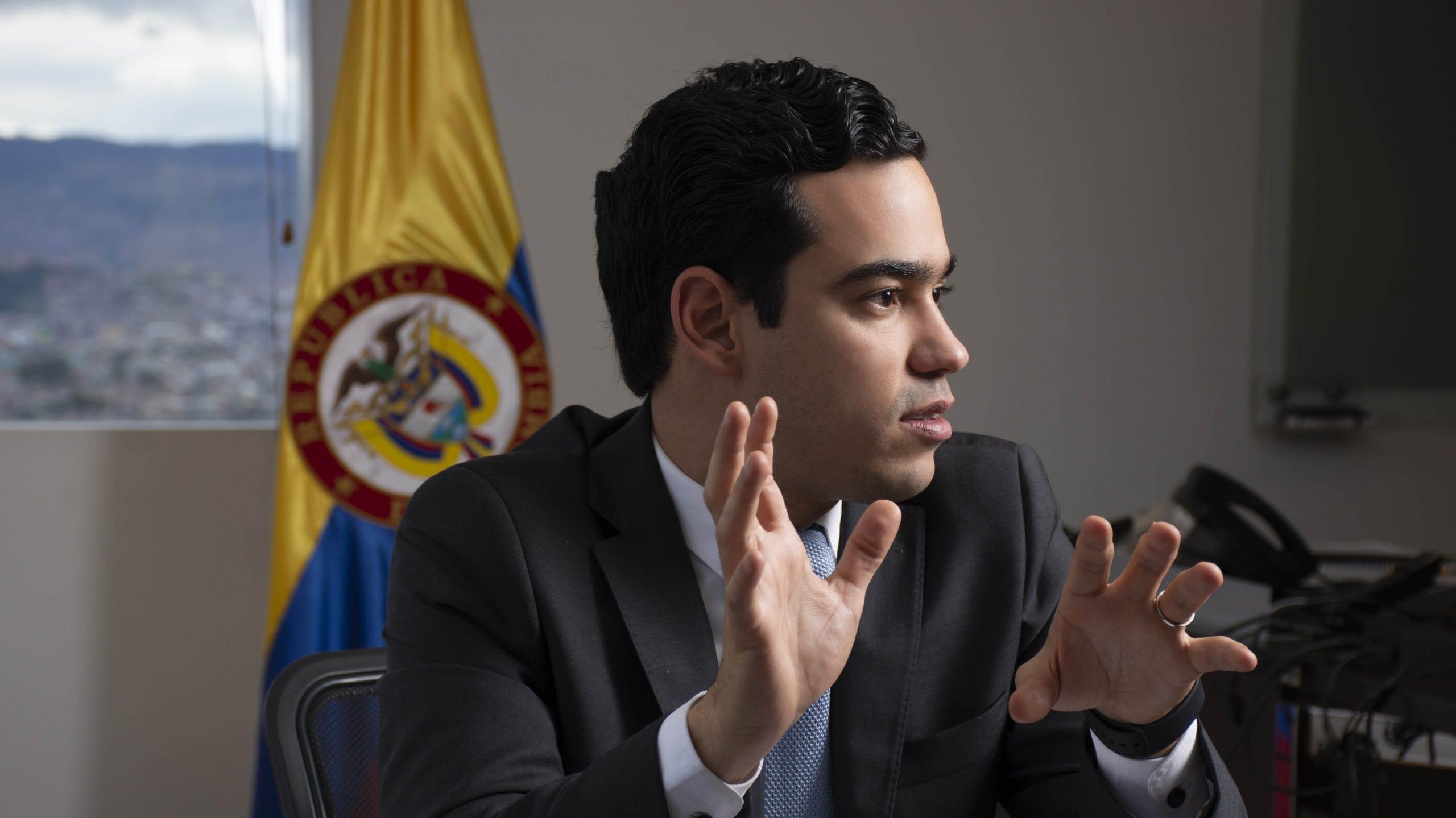 Luis Alberto Rodríguez, DNP