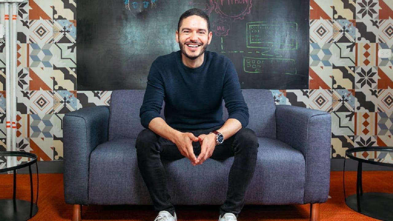 Oscar Giraldo Fundador de Playvox