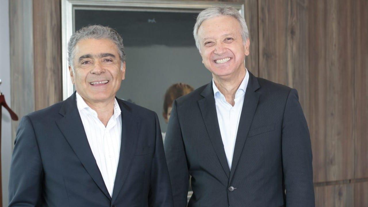 David Bojanini y Gonzalo Pérez