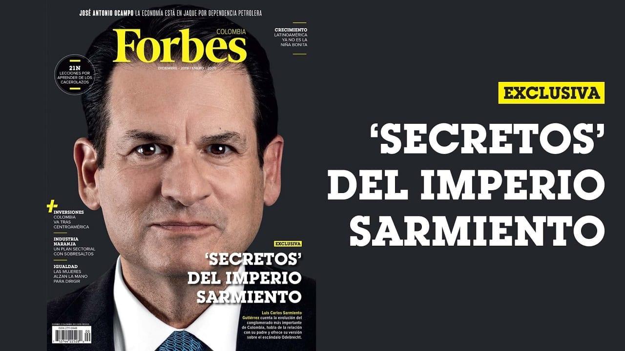 Portada Luis Carlos Sarmiento Gutiérrez