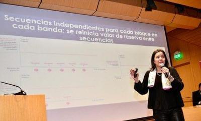 ministra de las TIC Sylvia Constaín