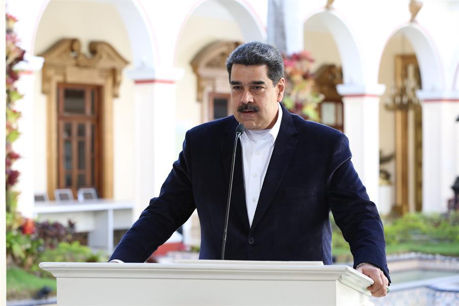 Maduro anuncia cuarentena
