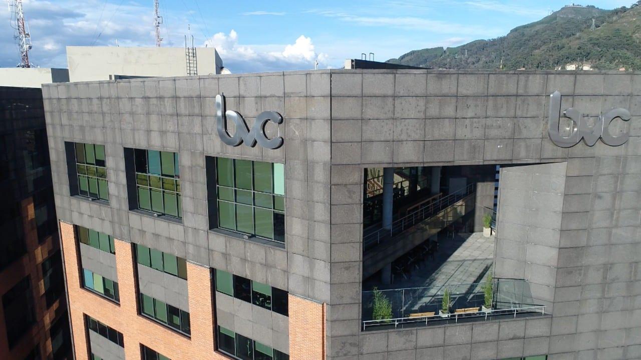 BVC fachada