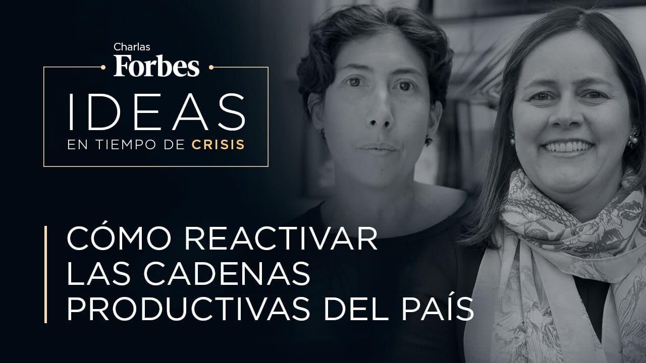 Charlas Forbes Marcela Eslava y Juana Téllez