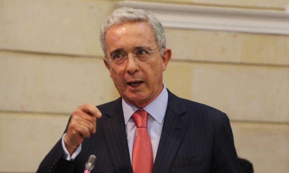 La dura advertencia de Uribe a los ministros de Iván Duque por la reforma tributaria