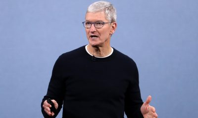 Tim Cook Getty Images
