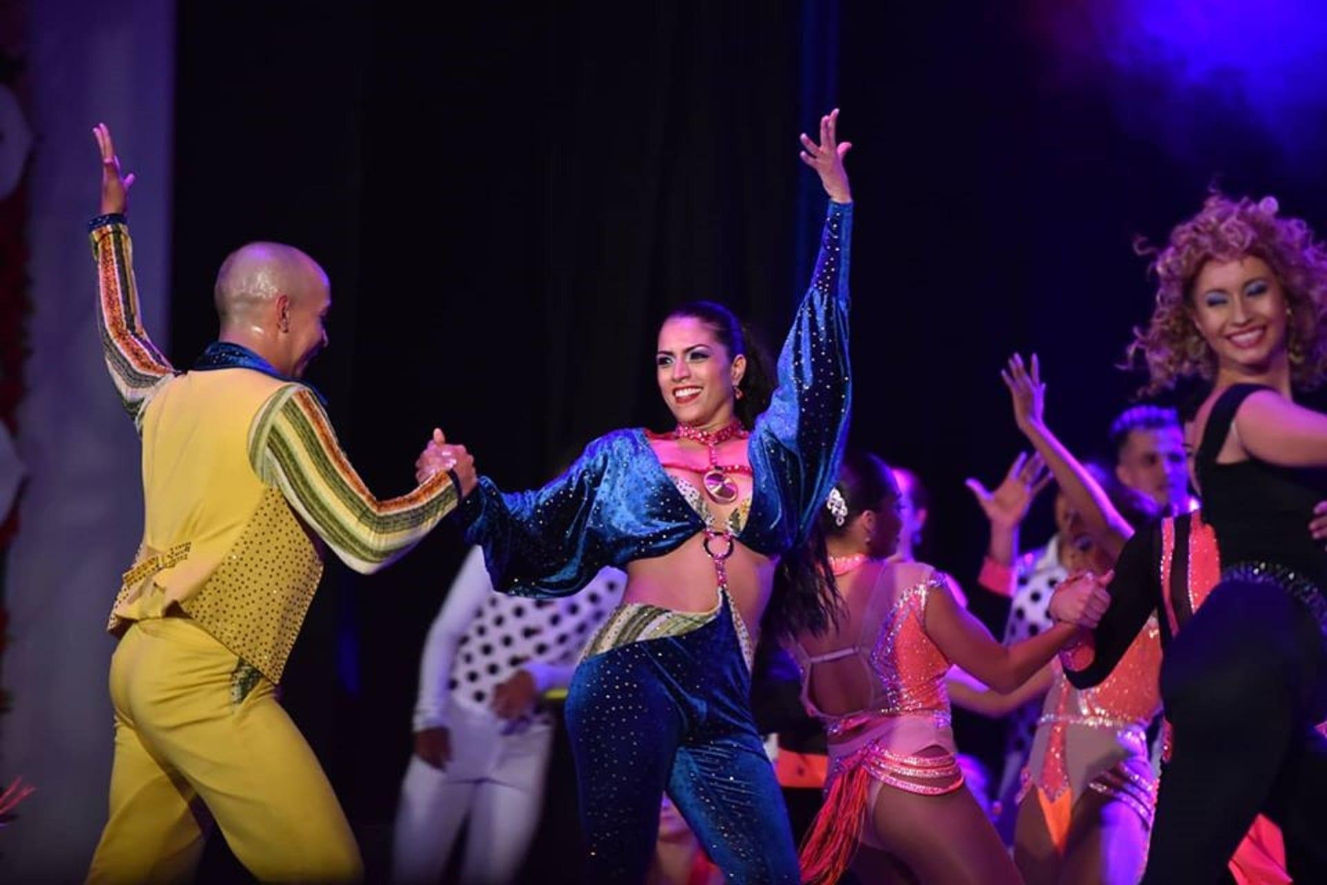 Colombia gana récord Guiness por mayor cifra de personas bailando salsa en  línea - Forbes Colombia