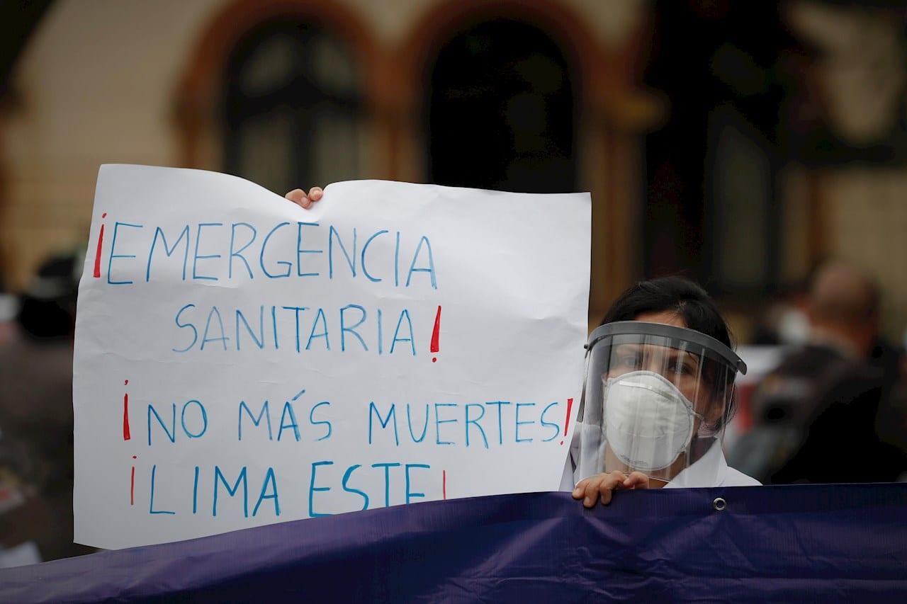Por qué la pandemia de coronavirus está siendo tan mortal en Perú - Forbes  Colombia