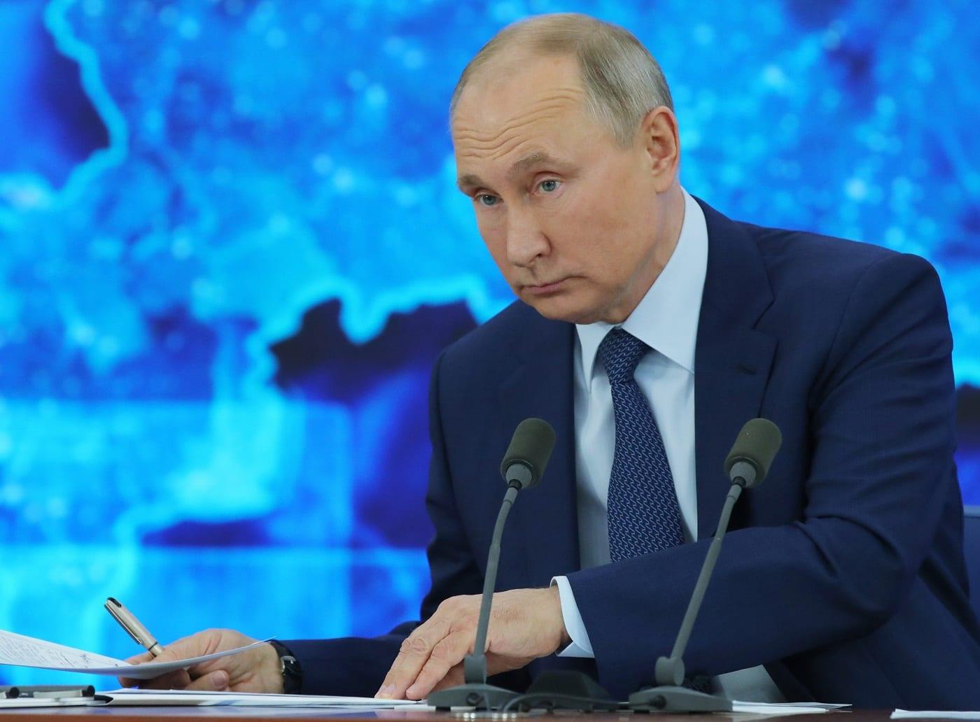 Putin no se aplicará vacuna rusa porque no se recomienda en mayores de 60 -  Forbes Colombia