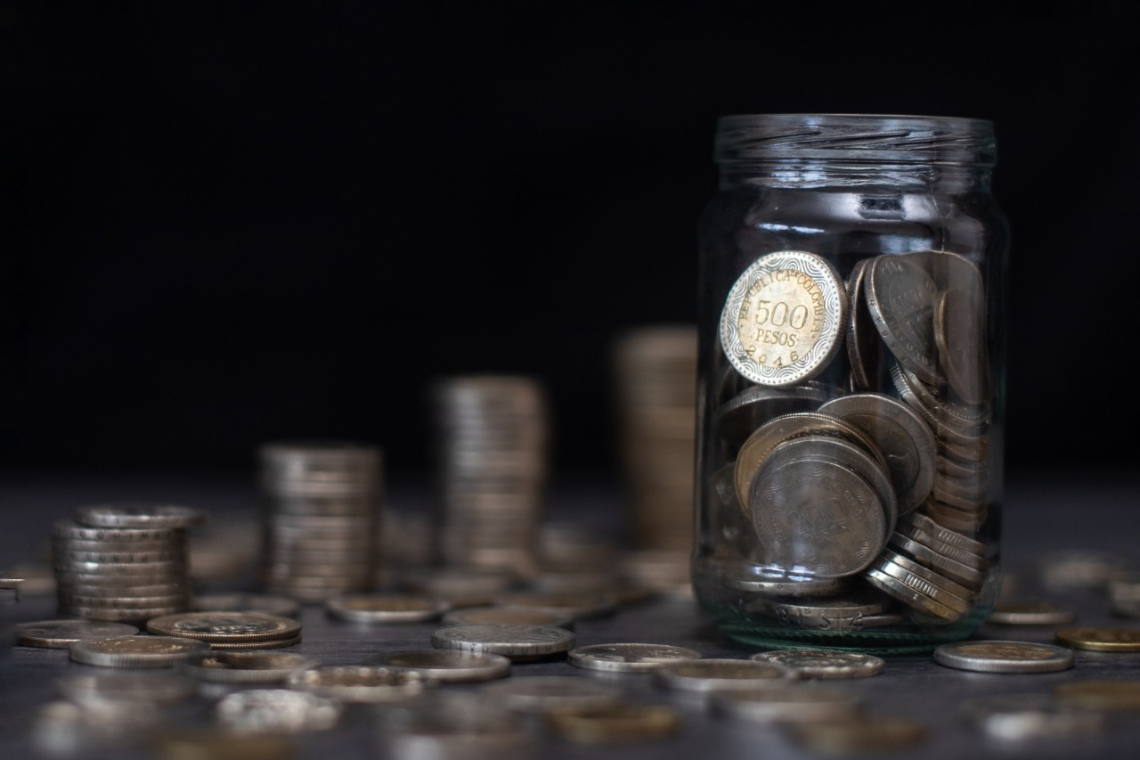Monedas colombianas, dinero, economìa, moneda, dinero en efectivo foto: Diana Rey Melo