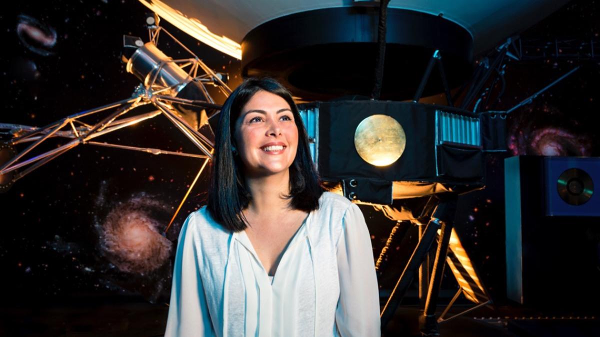 Resultado de imagen para NASA DIANA TRUJILLO