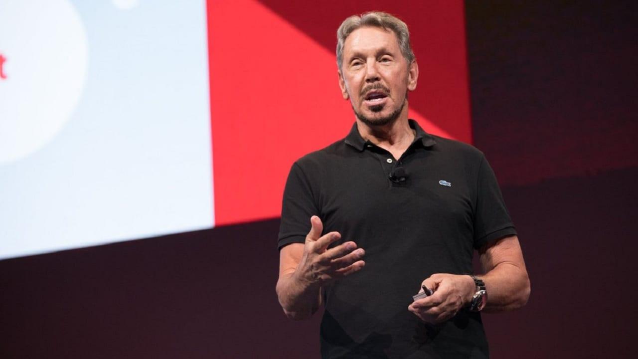 Fundador de Oracle Larry Ellison se vuelve la sexta persona de US$100.000  millones en la historia - Forbes Colombia