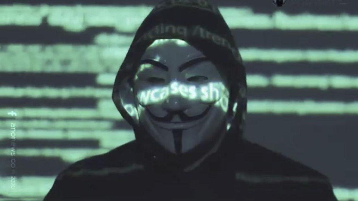 Anonymous se toma ahora la página del Senado de la República - Forbes  Colombia