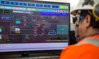 Un foco de la digitalización minera ha sido facilitar el trabajo y control remoto de las operaciones. Foto: Difusión.