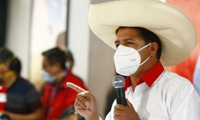 Elecciones Perú: Castillo alista a su futuro gabinete con una visión moderada en economía
