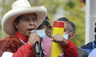 Elecciones Perú: Castillo rechaza financiamiento irregular de su campaña