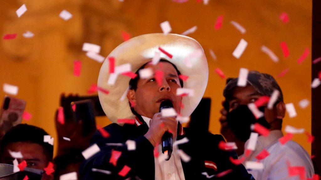 Elecciones Perú: ¿Qué retos de gobernabilidad enfrenta Pedro Castillo?