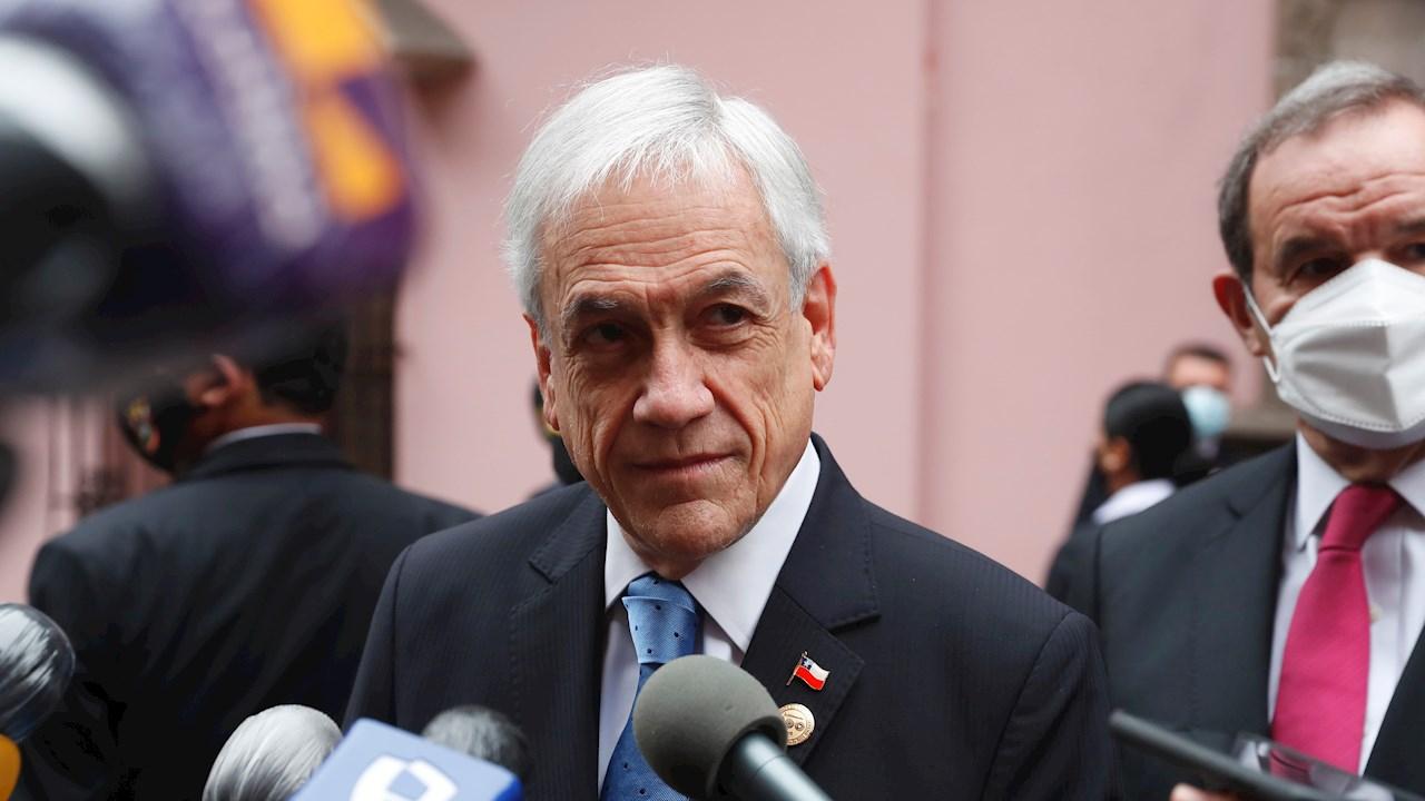 """Piñera sobre Asamblea Constituyente en Perú: """"Es una decisión del pueblo peruano"""""""