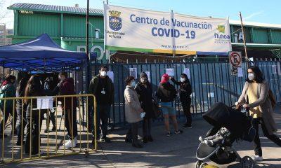 COVID-19: Chile celebra haber vacunado al 80% de su población objetivo