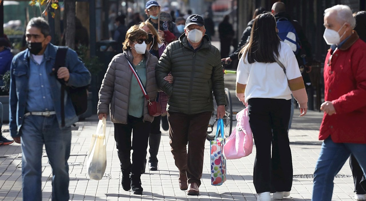 Chile: economía registra un fuerte crecimiento y podría recuperar el año perdido