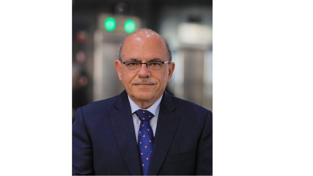 Jorge Gutiérrez Sampedro, director de la Adres