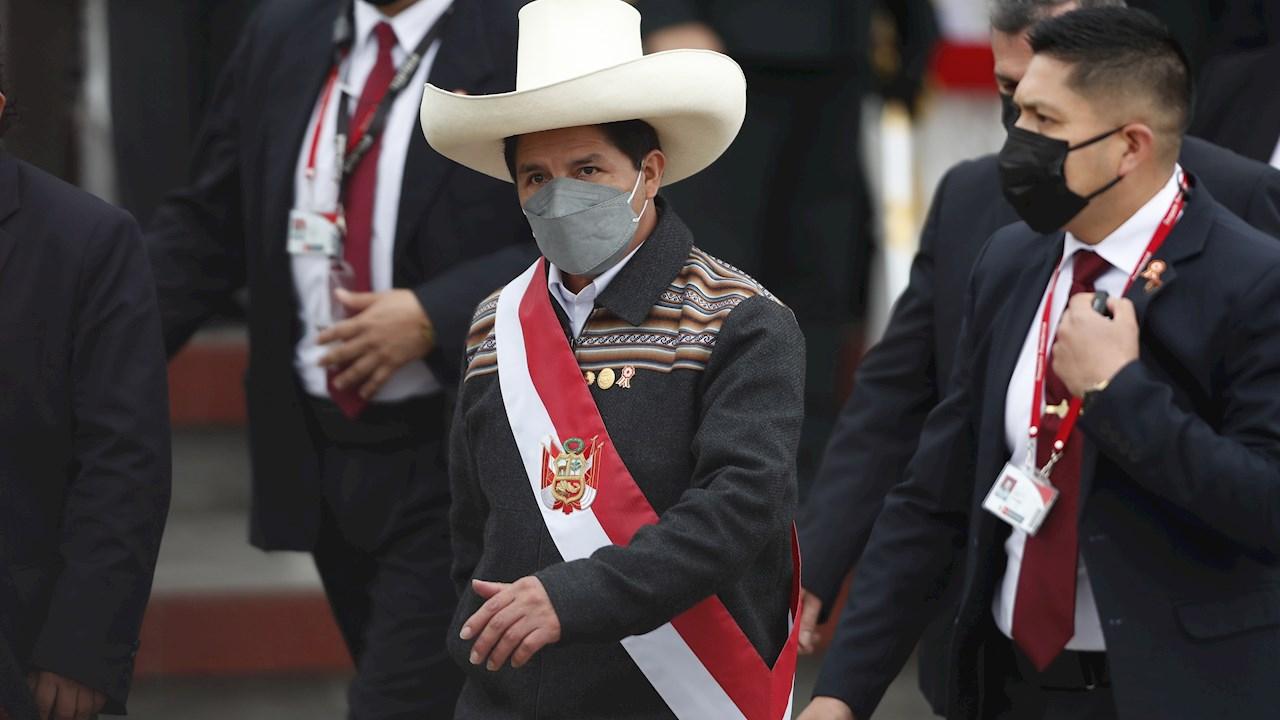 Perú: Inestabilidad invade a los mercados con nuevo gabinete de Castillo
