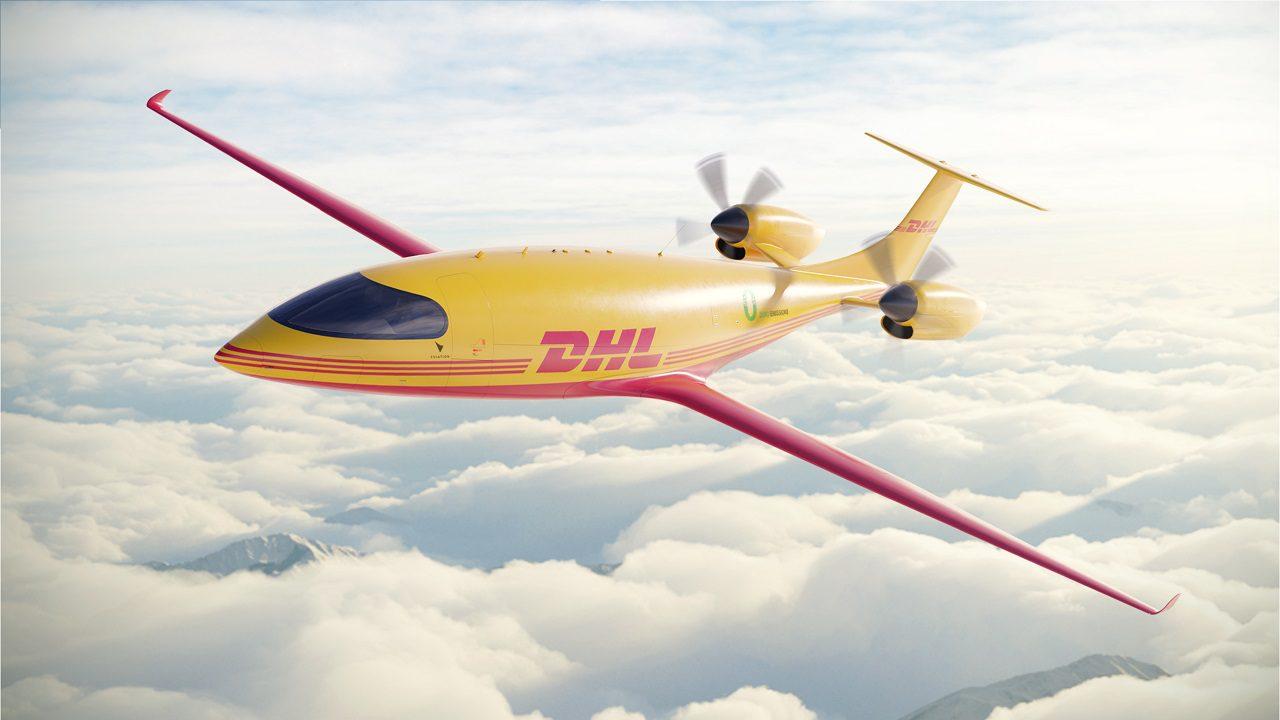 DHL ordena flota de aviones eléctricos de carga que pondrá a volar en 2024  - Forbes Colombia