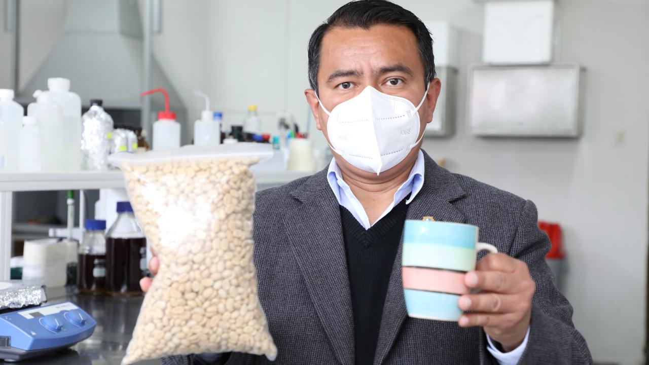 Perú: Investigan cómo el coatí produce café de más de US$300 el kilo