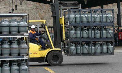 Balón de gas en Perú