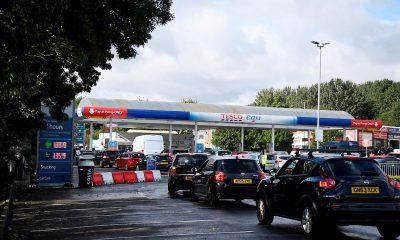 Reino Unido combustibles