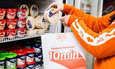 Rappi lanza en Chile su servicio de entregas en 10 minutos o menos
