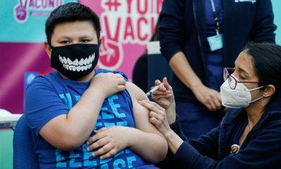 COVID-19: Chile inició vacunación de todos los escolares entre 6 y 11 años