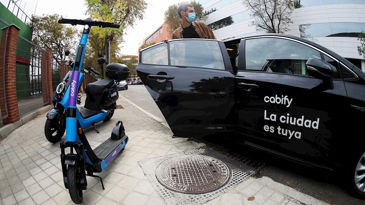 """Cabify: La estrategia detrás de la """"evolución"""" de su marca"""