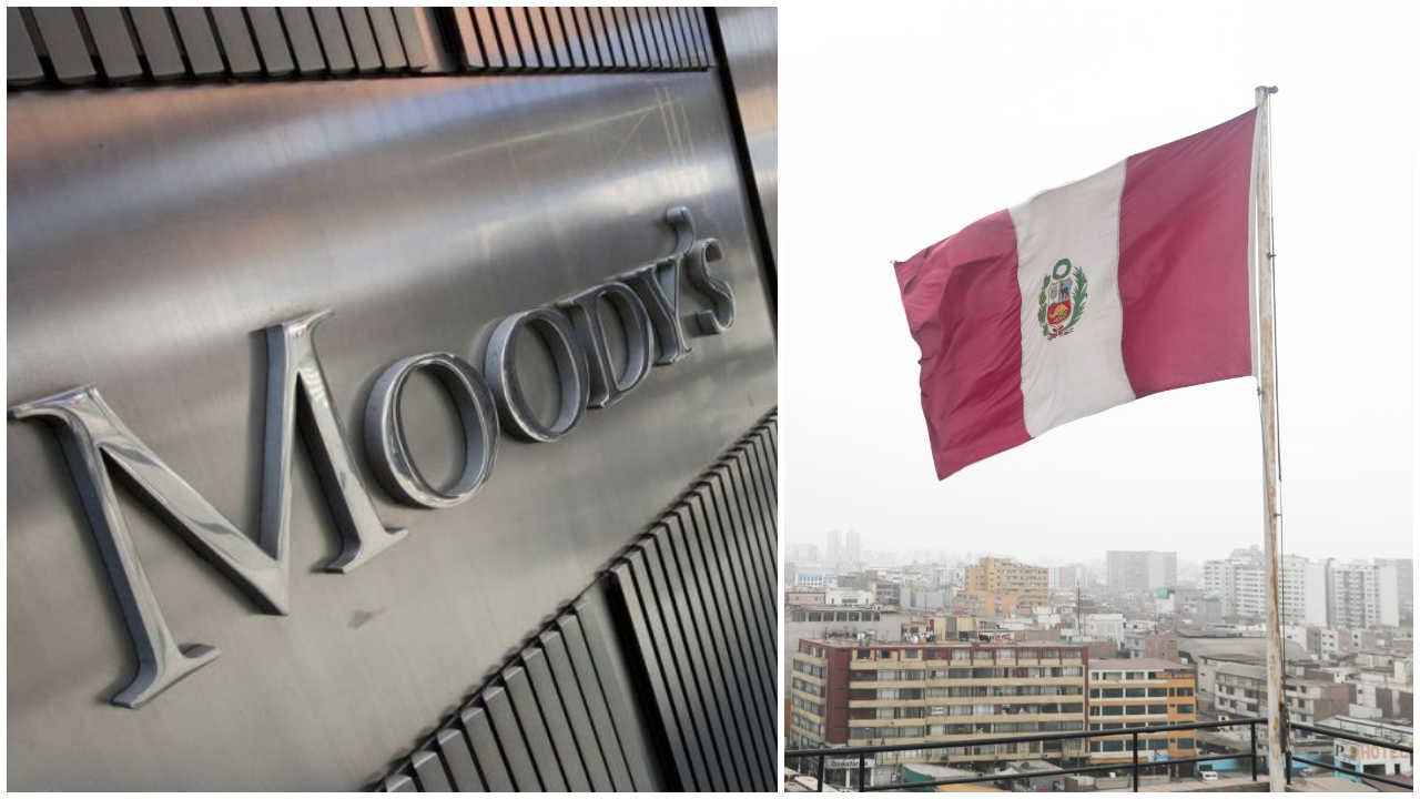 Moody's rebajó la calificación crediticia al Perú. (Fotocomposición: EFE/ Andina)