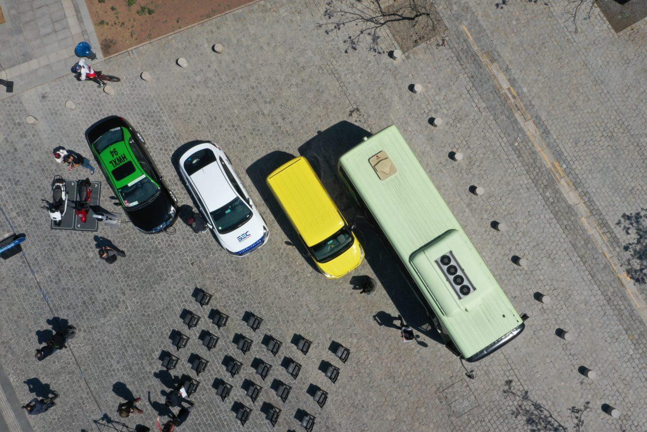 Chile solo venderá automóviles eléctricos a partir de 2035